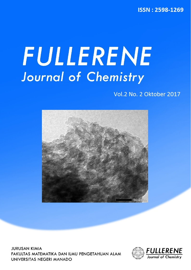Optimasi Dan Validasi Metode Analisis Residu Klorpirifos Menggunakan High Performance Liquid Chromatography Hplc Fullerene Journal Of Chemistry
